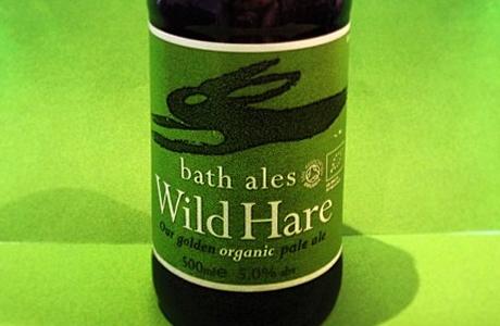 Bath Ales Wild Hare Golden Organic Pale Ale