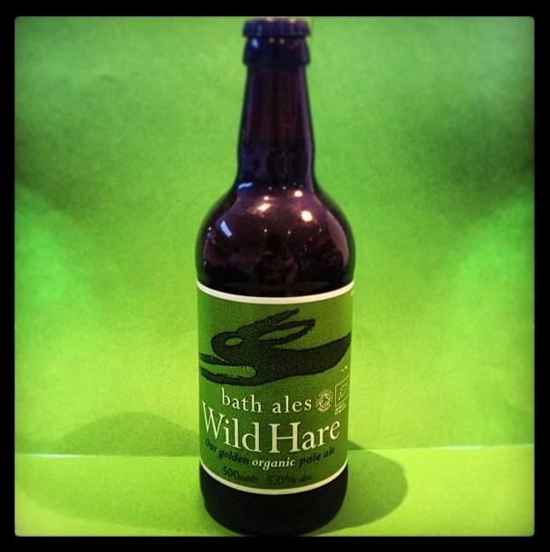 Bath Ales Wild Hare Organic Pale Ale