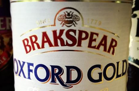 Brakspear Oxford Gold Ale