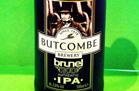 Butcombe Brewery Brunel 200 IPA