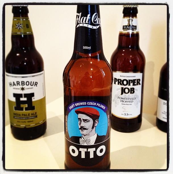 Flat Cap Brewery Otto Czech Pilsner