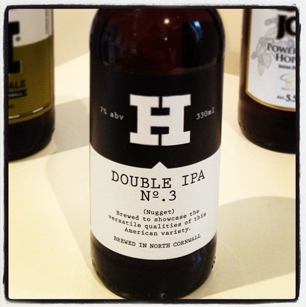 Harbour Brewing Co Double IPA No.3