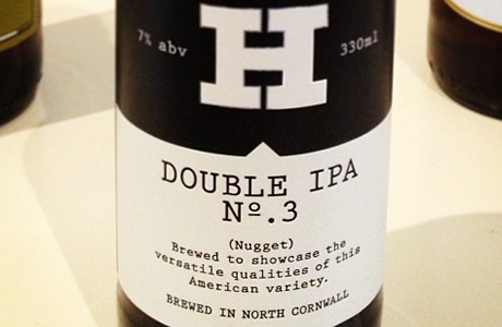 Harbour Brewing Double IPA No.3