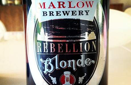 Marlow Brewery Rebellion Blonde