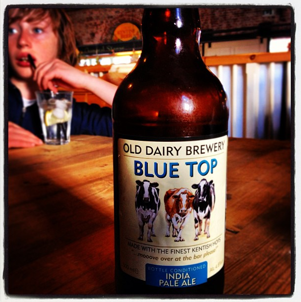 Old Dairy Brewery Blue Top IPA