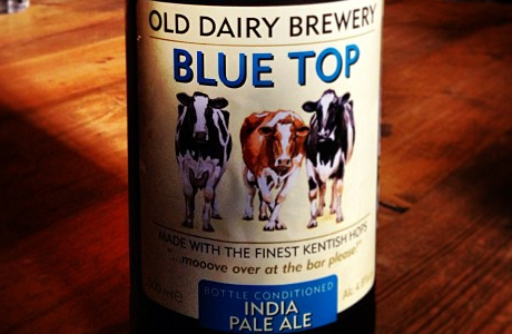 Old Dairy Brewery Blue Top India Pale Ale