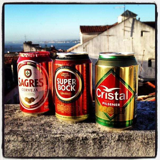 Portuguese Cerveja
