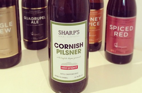 Sharp's Brewery Cornish Pilsner