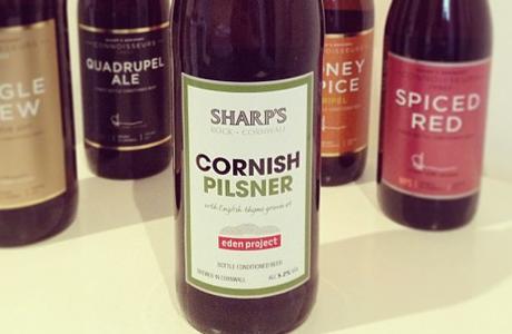 Sharp's Brewery Cornish Pilsner