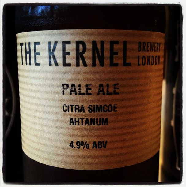 The Kernel Brewery Pale Ale Citra Simcoe Ahtanum