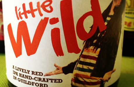 The Little Beer Corporation Little Wild IPA