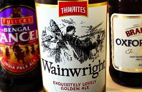 Thwaites Wainwright Pale Golden Ale