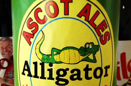 Ascot Ales Alligator Golden Ale