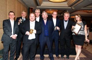 British Guild of Beer Writers award winners 2012