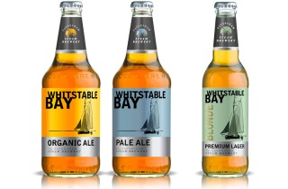 Faversham Steam Brewery Whitstable Bay Beers