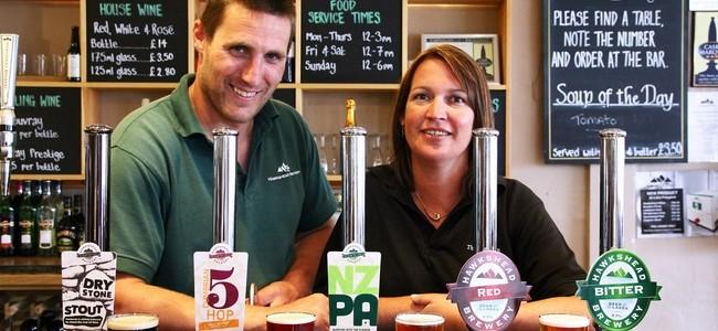 Hawkshead Brewery Rebranding