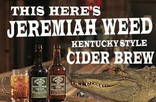 Jeremiah Weed Kentucky Style Cider Brew