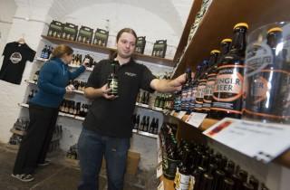 Joe Thomson Penpont Brewery