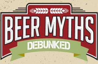 Karl Strauss Craft Beer Myths Infographic