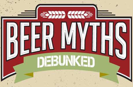 Karl Strauss Craft Beer Myths Infographic