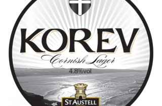 St Austell Korev Cornish Lager