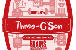 Three C-Son Beer