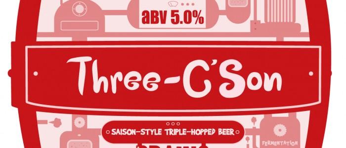 Three C-Son Beer