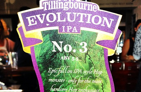 Tillingbourne Evolution India Pale Ale