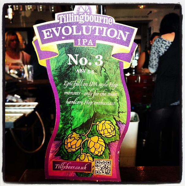 Tillingbourne Evolution IPA