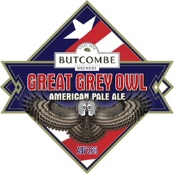 Butcome Brewery Great Grey Owl