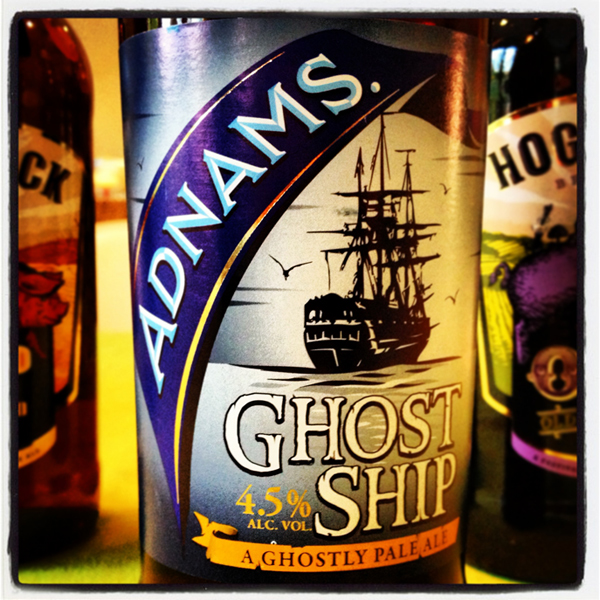 Adnams Ghost Ship Pale Ale