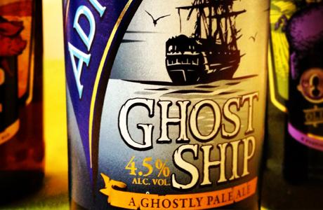 Adnams Ghost Ship Pale Ale
