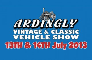 Ardingly Vintage and Classic Vehicle Show