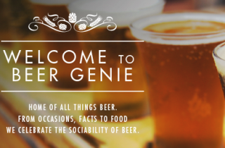 Beer Genie Website