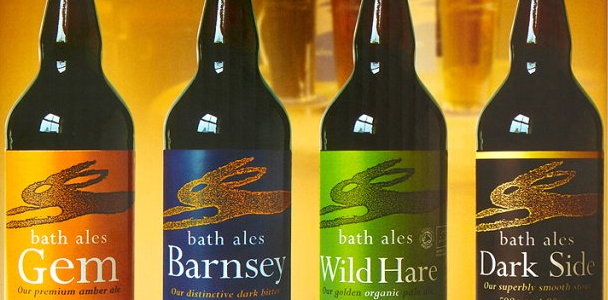 Existing Bottled Bath Ales
