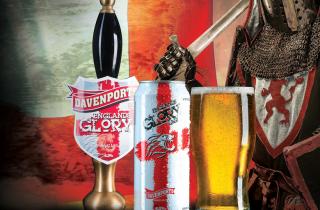 Davenports Englands Glory Lager