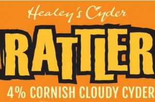 Healey's Cornish Rattler Cyder