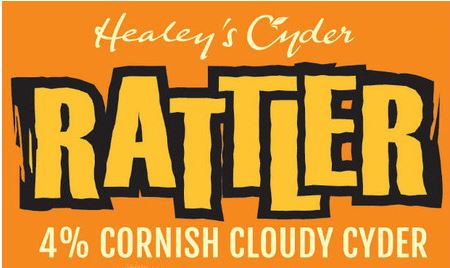 Healey's Cornish Rattler Cyder