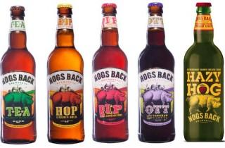Hogs Back Brewery Beers