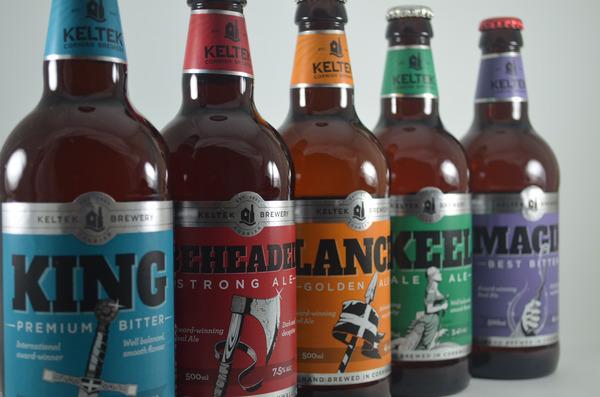 Keltek Brewery Beers