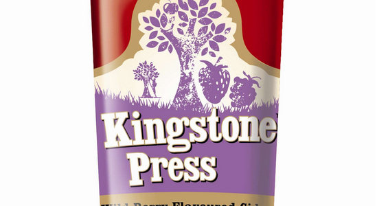 Kingstone Press Wild Berry Flavoured Cider