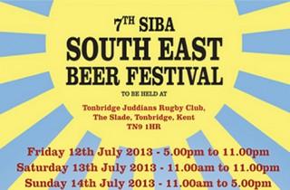 SIBA South East Beer Festival