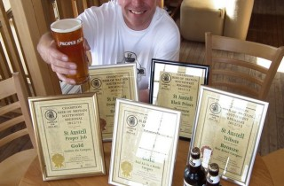 St Austell Brewery Awards