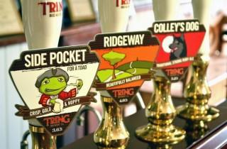 Tring Brewery Rebrand