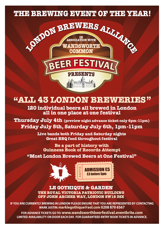 Wandsworth Common Beer Festival