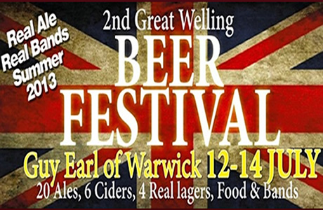 2nd Great Welling Beer Festival