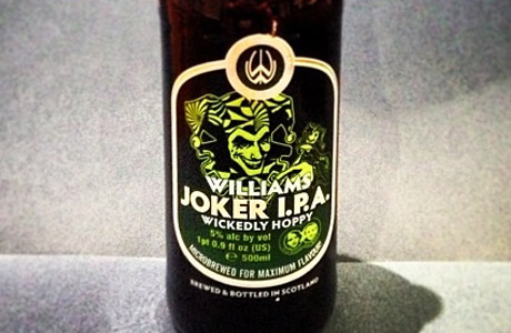 Williams Joker India Pale Ale