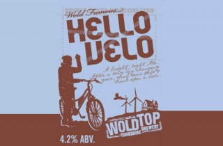 Wold Top Brewery Hello Velo Beer