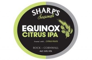 Sharp's Brewery Equinox Citrus IPA