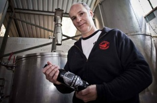Jonathan Hughes of Great Orme Brewery